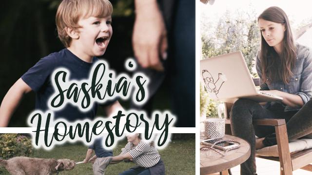 Thumbnail Youtube - Homestory Saskia