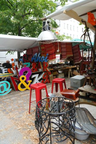Flohmarkt Arcona